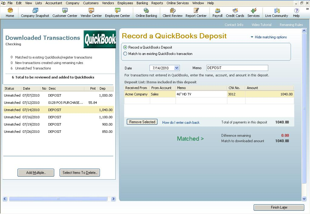 downloading quickbooks 2012